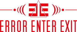 ERROR ENTER EXIT | official website